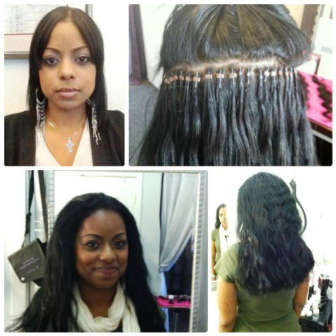 Portfolio | Pictures and Videos of Hair Extensions | Testimonials