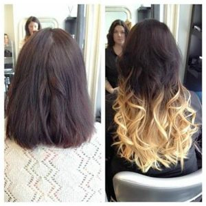 ombre-extensions-chicago