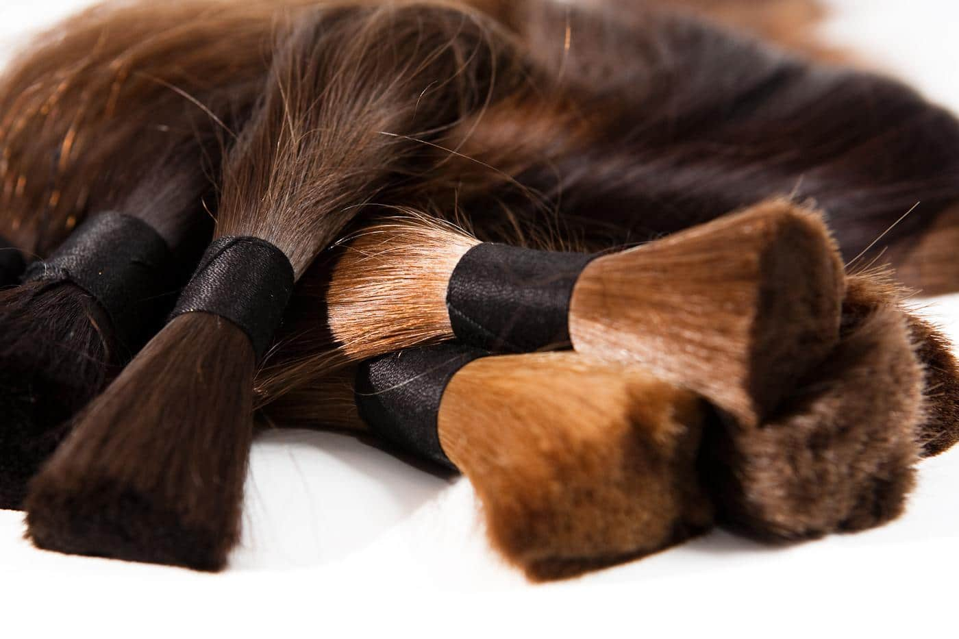 high quality realistic hair extensions