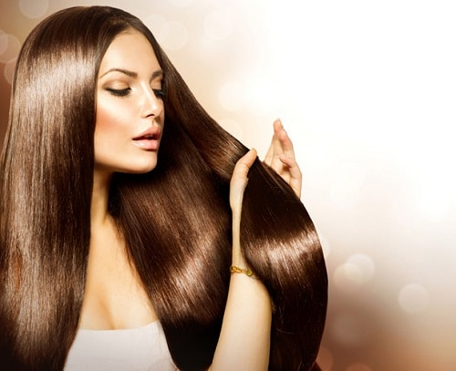 keratin hair extensions in Chicago, IL