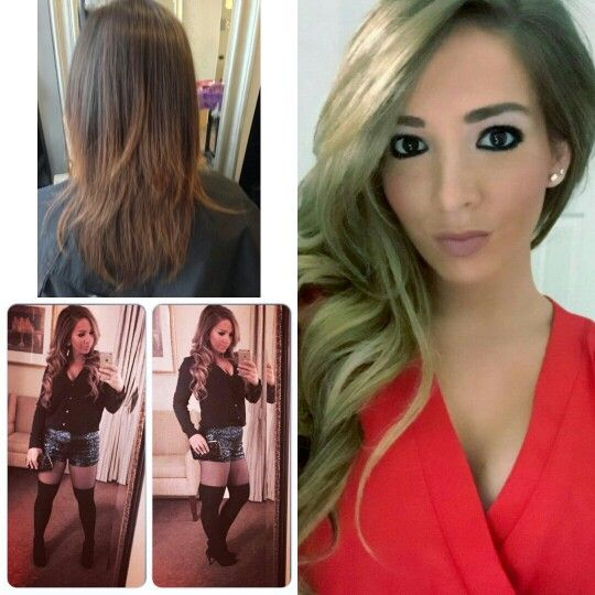 Chicago hair extensions salon in skokie fusion extensions done right fusion hair extensions pmusecretfo Gallery