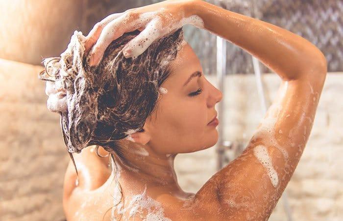 shampoo alternatives for washing hair