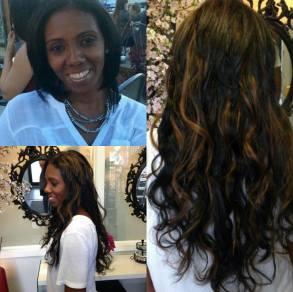 black-hair-extension