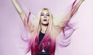 purple-hair-extensions