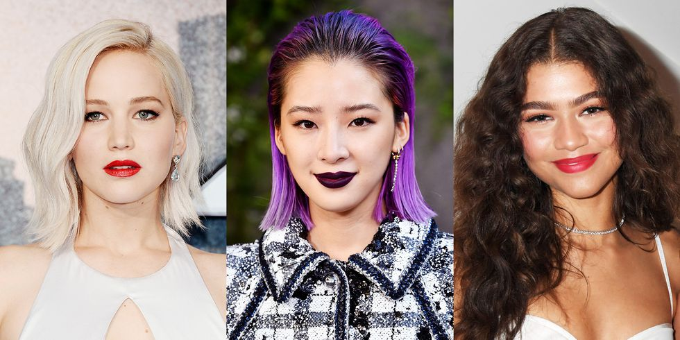 2018 Spring Hairstyles That Look Good with Hair Extensions