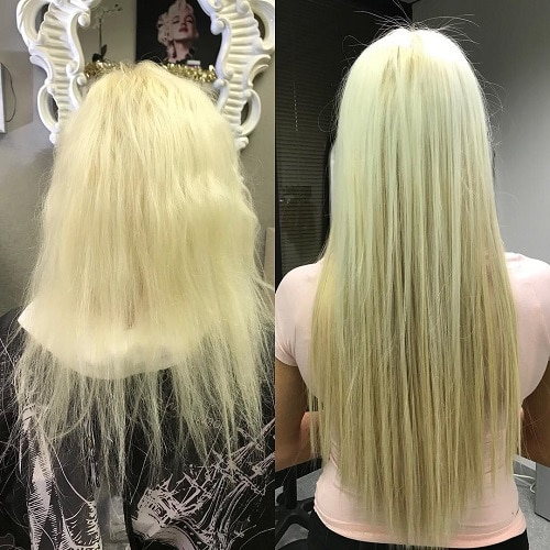 Tape extensions cost
