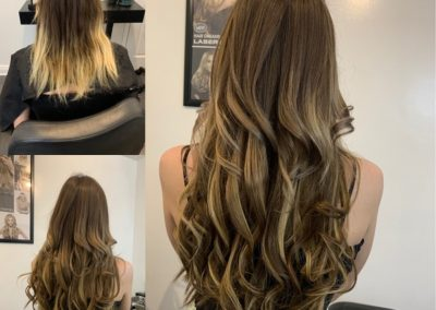 Fusion Hair Extensions in Chicago, IL