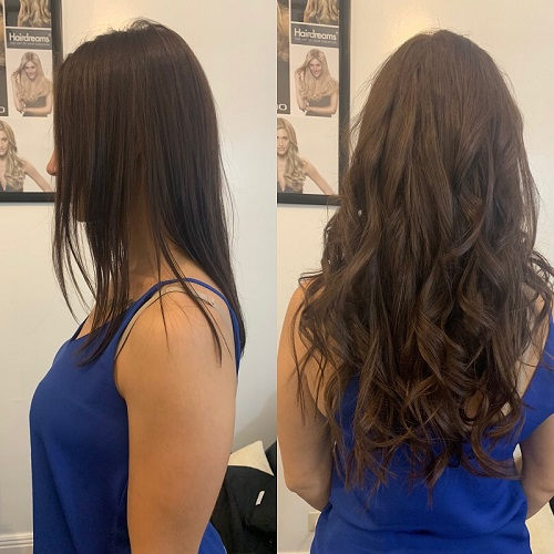 Micro Bead Hair Extensions-Chicago, IL