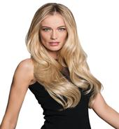 Tape-in hair extensions from Chicago Hair Extensions Salon